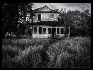 Ghost towns and the iphone