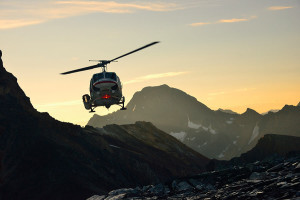 On top of the world – Heli-hiking with CMH